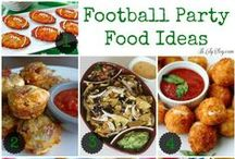 Ready For Some Football? / Hosting a Football party? Check out these Football inspired recipes! / by Smart & Final