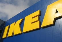 IKEA OBSESSION / I have a slight obsession for ikea.  / by Cynthia Fleming