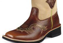 Cowboy boots that I love...