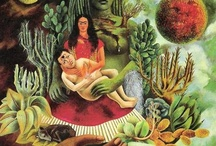 Frida Kahlo and Diego Rivera / by Dale L. Brown