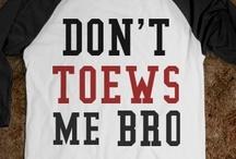 Don't Toews Me Bro
