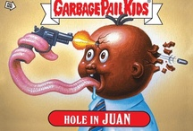Garbage Pail Kids / by Dale L. Brown