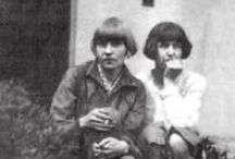 Art: famous bohemians 1900 -1950