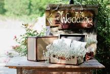 Wedding ideas for Steph / by Debroah Meyer