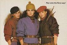 Fashion ~ 80s Style