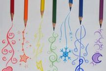 Doodle Me This & Color Me That / by Laura Strycker