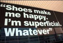 Shoe Store / by Hazal Altun