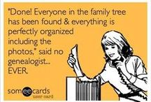 Family History Funnies!