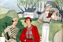 Fashion ~ 30s Style / by The Sunny Stitcher