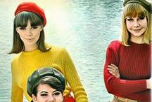 Fashion ~ 60s Style / by The Sunny Stitcher