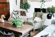 Comfy and Cozy Home / Dreamy spaces to cozy up in.