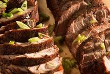 Pork Recipes / With pork being the most highly consumed meat worldwide, we decided to create a board with endless ideas for delicious recipes.  / by Traeger Grills