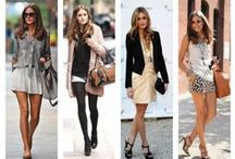 Staff Style Inspiration / The style icons that help inspire the staff to get dressed every morning