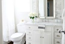 master bath / by Krystyne Carruthers