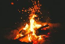 Fire / A Warm Light in The Cold Darkness