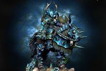 Warhammer FB - Warriors of Chaos / Warhammer Fantasy Battles | Warriors of Chaos | Collection of miniatures painted by modellers from all over the world.