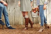 The Great Boot Event! / Autumn alert! Fall 2015 has arrived! Check out this season's latest boot styles here.