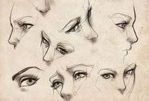 dibujandIng | anatomía y detalles