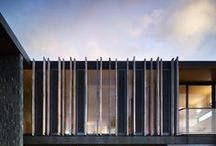 Flat white - kiwi inspiration / classic New Zealand architecture, making the most of timber construction, inside/outside lifestyle and the amazing landscape