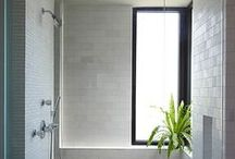 Water / Bathrooms, simple clean and pure
