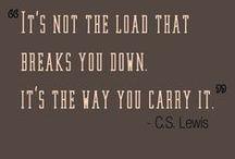 Words of wisdom / by Ana Lucero