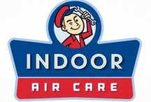 HVAC Branding / HVAC Logo, Marketing & Web Examples of work we have done for previous clients.
