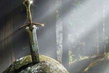 Arthurian Art / Arthurian art throughout the ages