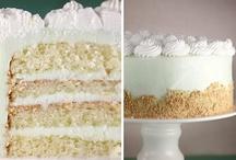 Recipes: Cakes / by Jenny C.