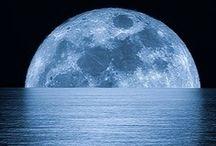 Moon goddess of the night