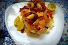 Mis recetas de pollo / My chicken recipes