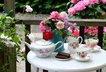 Afternoon Tea & Coffee