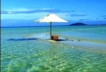 Summer : sea, sand et sun
