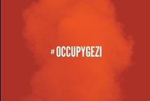 #OccupyGezi / THIS IS NOT ONLY ABOUT A BUNCH OF TREES. THIS IS ABOUT JUSTICE. THIS IS ABOUT FREEDOM. / by Öykü Tijda Karataş