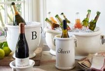 Party Details: Wine Tasting / These are all things I find fun and hope to include a my wine parties!