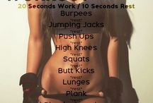 Move it, move it, move it! / Workouts