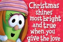 Merry Larry and the True Light of Christmas / Available on DVD October 22nd!  / by VeggieTales