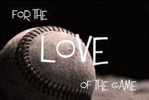 Baseball ❤⚾ / by Rebecca Martinez