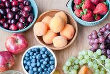 Healthy Eating 101 / Learn to choose and prepare healthier foods with these articles, Infographics, and guides. / by Olivia Lane