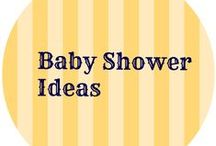Baby Shower Ideas / by Diana Cervantes