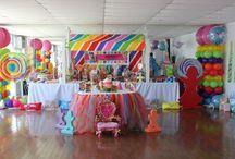Party Ideas  / by Rebecca Martinez