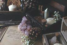 Future Book - Crystals & Herbs