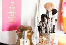 Organize / A compilation of tips, tricks and products to help keep us organized. / by WallsNeedLove