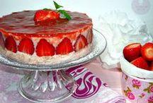 Tartas / Cakes
