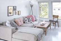 Swede Style   Home Ideas / by WallsNeedLove