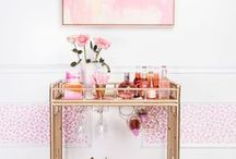 """Wallpaper Inspiration / Wallpaper - more like """"allpaper."""" It's not just for walls. Take a look at some of our favorite inspirations for using our removable wallpaper. Think outside of the wall! / by WallsNeedLove"""
