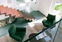 Contemporary   Home Ideas / by WallsNeedLove