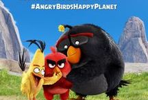 "#AngryBirdsHappyPlanet / The UN Foundation has teamed up with the United Nations, UNDP, Sony, and Rovio's Angry Birds for ""Angry Birds for a Happy Planet""! The Angry Birds are taking action in their own lives to fight climate change, because every human (and Angry Bird) on Earth has to be part of the solution!"