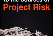Project Risk / Shift happens! Things go wrong. The discipline of Risk Management is a central thread through all Project Management.