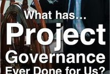 Project Governance / Good governance is at the heart of successful Project Management. It creates the environment for proper oversight and good decision-making.