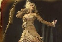 {The Steampunk Bride} / All the wedding ideas! / by Kristina Lareau